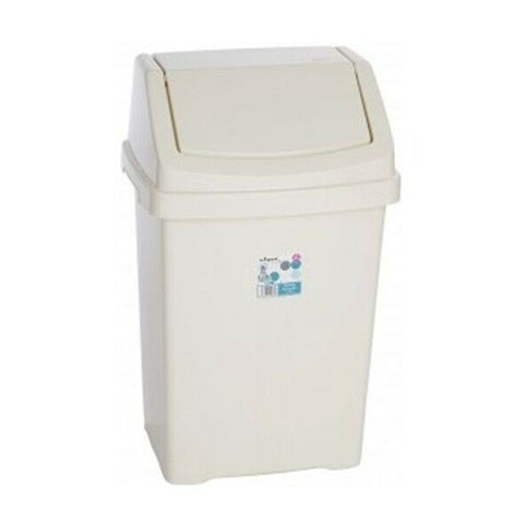30L PLASTIC SWING TOP BIN WASTE