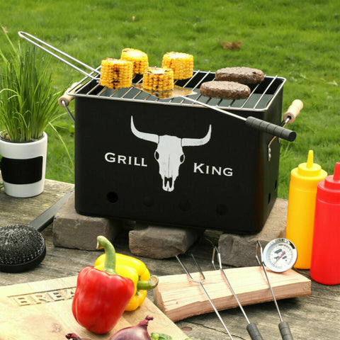 Portable Camping/Travel Charcoal BBQ Outdoor Grill