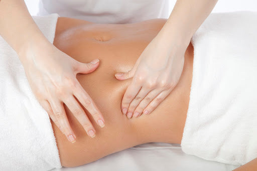 Les bienfaits du massage intestinal