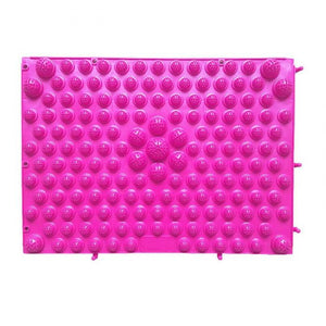 Tapis Massant Rose