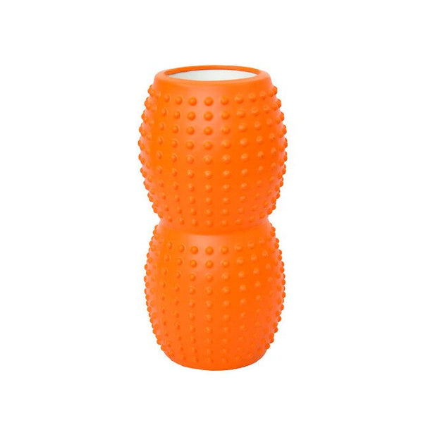petit rouleau massage orange