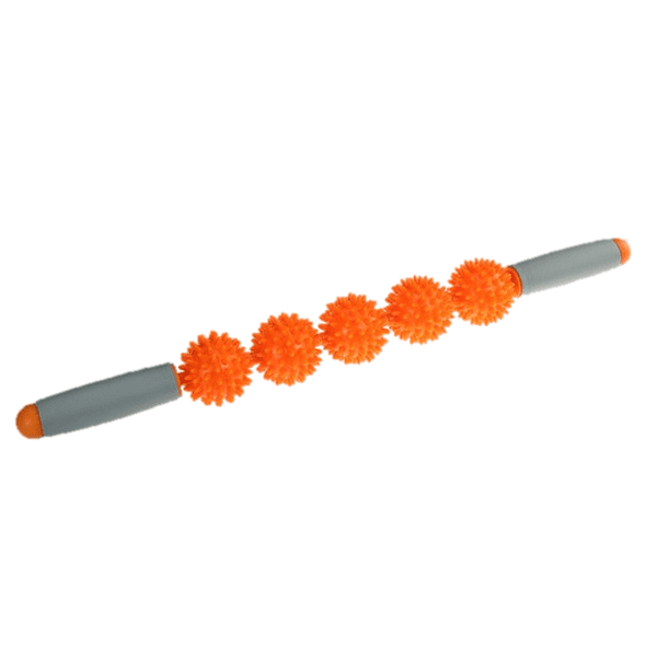 rouleau massage orange