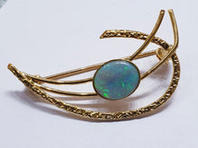 Load image into Gallery viewer, Australia Opal Brooch