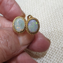 Load image into Gallery viewer, Opal Cufflinks