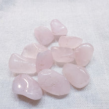 Load image into Gallery viewer, Rose Quartz Small Tumbles
