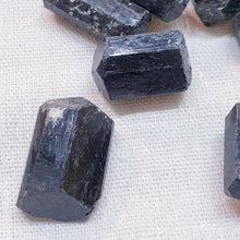 Load image into Gallery viewer, Black Tourmaline mini Logs