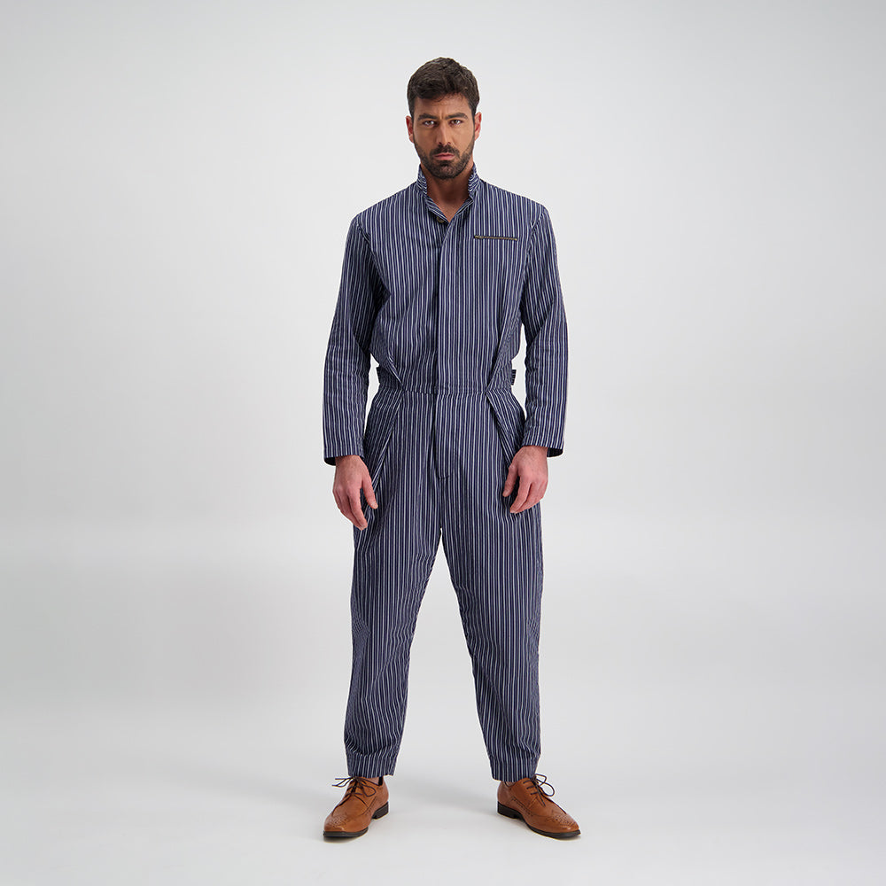 Mechanica Jumpsuit - Blue