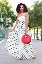 Load image into Gallery viewer, Such A Doll Maxi Dress- Polka