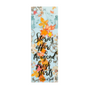 "Chain of Gold ""fresh starts"" bookmark"