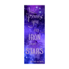 "Heart of Iron ""On Stars and Iron"" bookmark"
