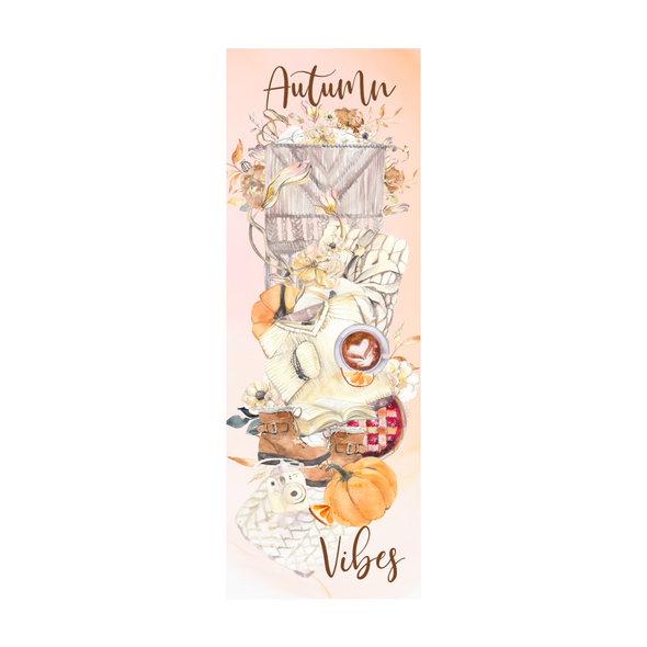 Autumn/Fall Vibes bookmark