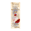 "Beauty ""within"" bookmark"