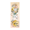 Bee Happy bookmark