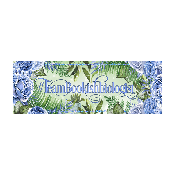 Teambookishbiologist bookmark