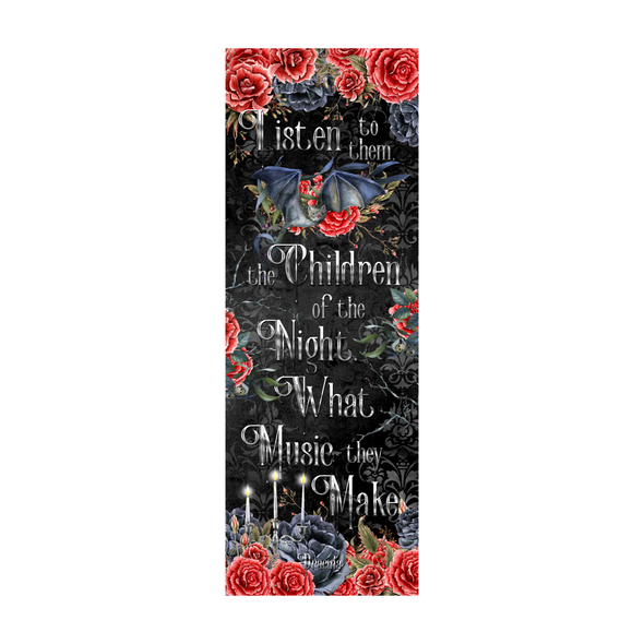 "Dracula ""Children"" bookmark"