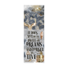 Dwell on dreams bookmark