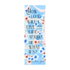 "Five Feet Apart ""What ifs"" bookmark"