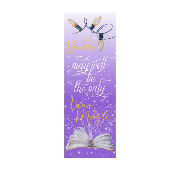 Books are Magic bookmark