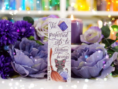 "Practical Magic ""Cats""  bookmark"