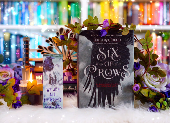 "Six of Crows ""Monster"" bookmark"