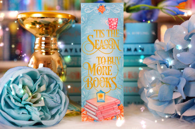 "Christmas ""'Tis the Season"" bookmark"