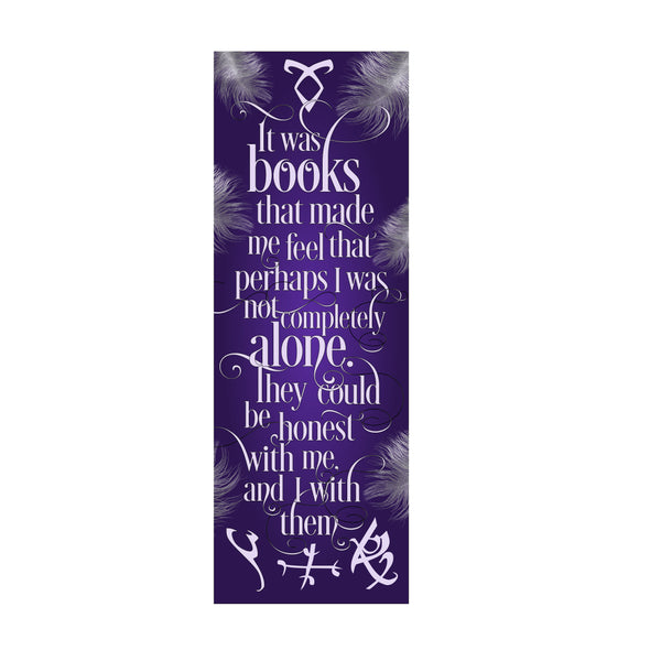 "Shadowhunters ""Books"" bookmark"