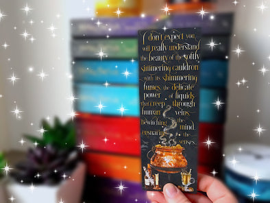 Potions bookmark