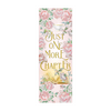 One More Chapter light bookmark