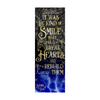 "Storm & Fury ""Break Hearts"" bookmark"