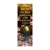 "Vampire Academy ""Love you"" bookmark"