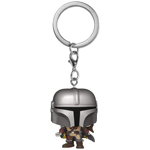 M4YO - The Mandalorian Pocket Pop! Llavero