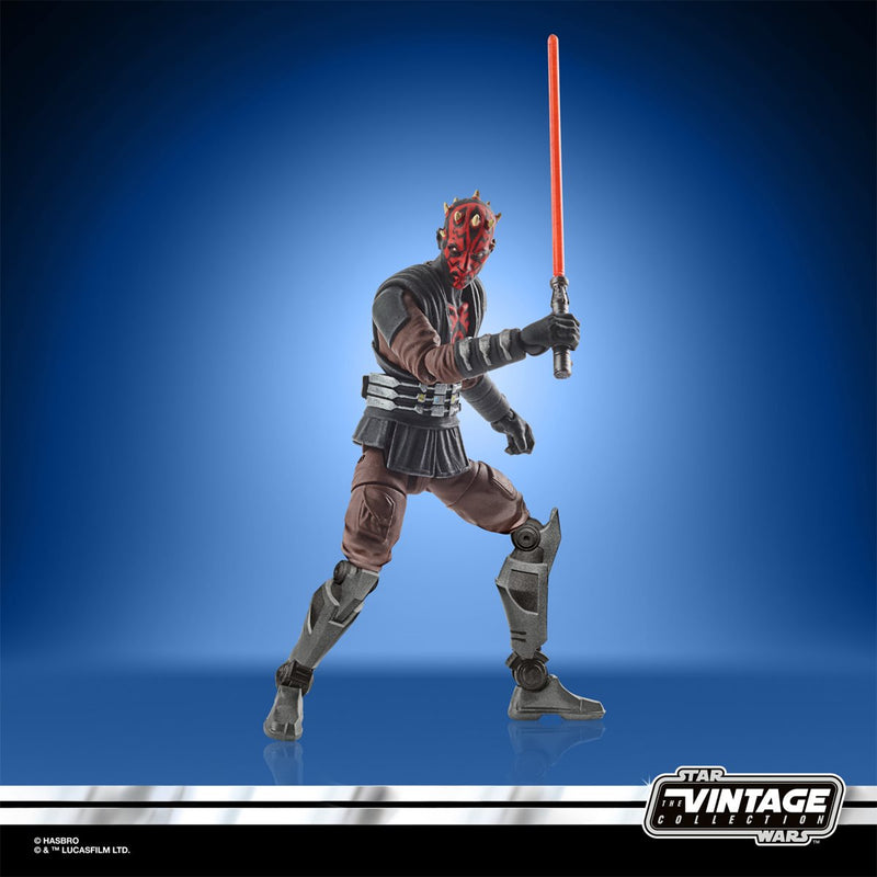 Pre Venta Star Wars: The Vintage Collection Darth Maul (Mandalore) (Segunda Oleada)