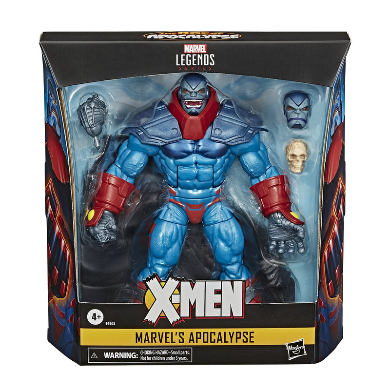 PRE-ORDEN: X-Men Marvel Legends Apocalypse 6-inch Action Figure