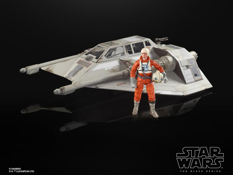 The Black Series Snowspeeder 40th Anniversary 6-Inch Scale (Empire Strikes Back) ENVIO GRATIS (Segunda Oleada)