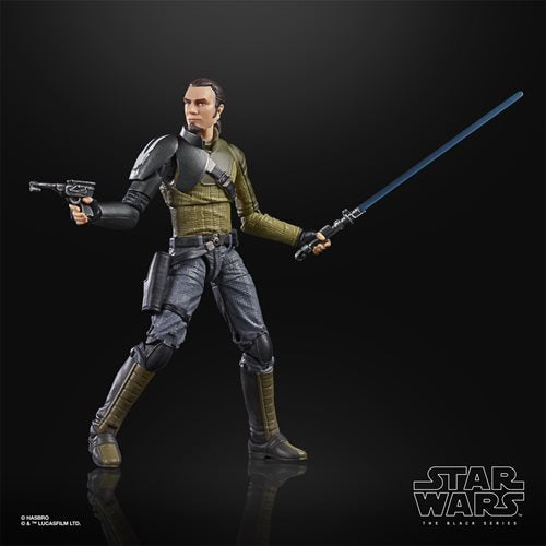 PRE-VENTA: Star Wars The Black Series Kanan Jarrus 6-Inch Action Figure