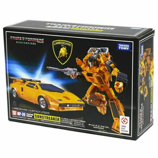 PRE-ORDEN: Transformers Masterpiece MP-39 Sunstreaker