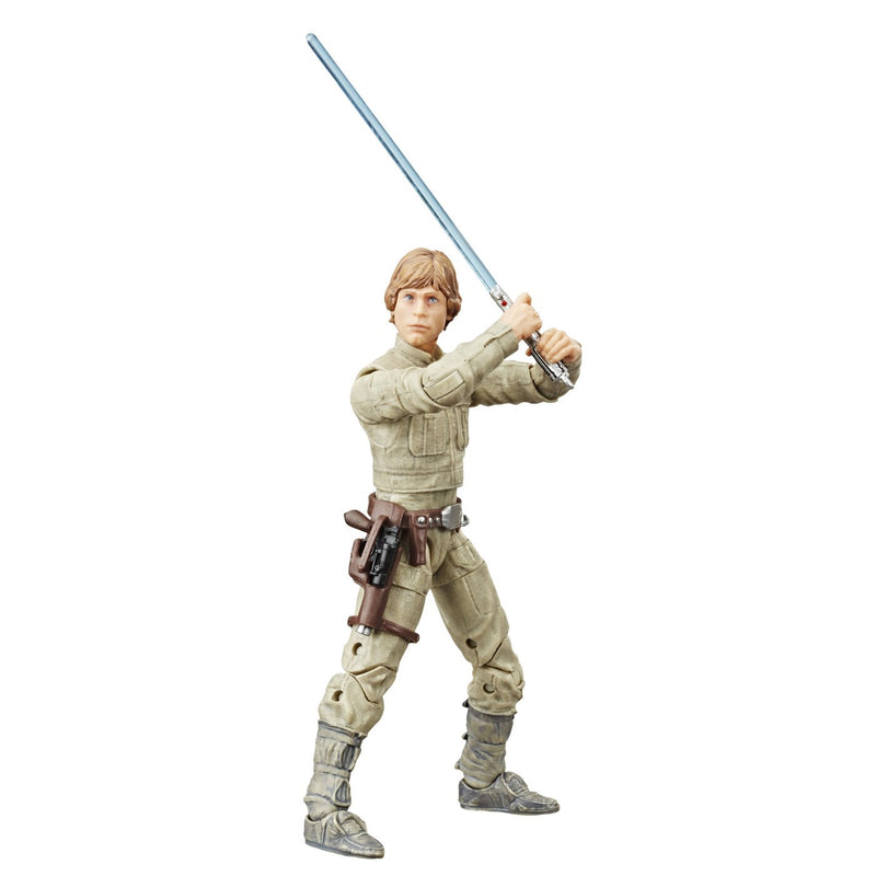 Star Wars Luke Skywalker Bespin The Black Series Empire Strikes Back 40th Anniversary 6-Inch