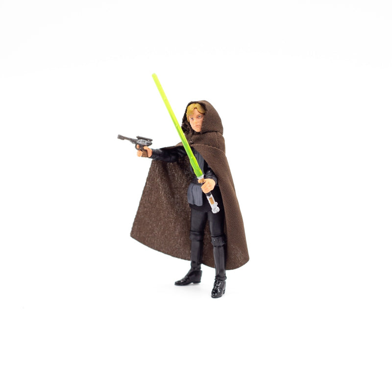 Star Wars Vintage Collection Luke Skywalker (Jedi Knight) FIGURAS ABIERTAS