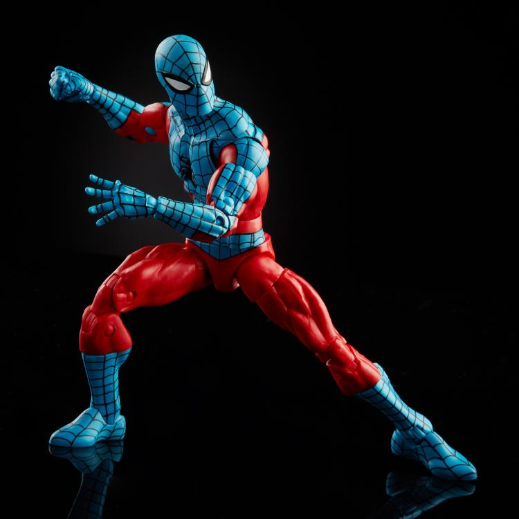 Preventa - Spider-Man Marvel Legends Colección Retro Web-Man