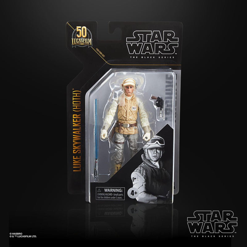 PRE-VENTA: Archive Collection Black Series Luke Skywalker (Hoth)