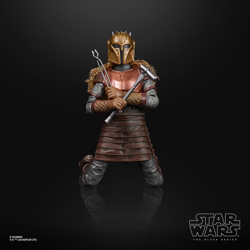 PREVENTA: Star Wars The Black Series The Armorer (STANDARD)