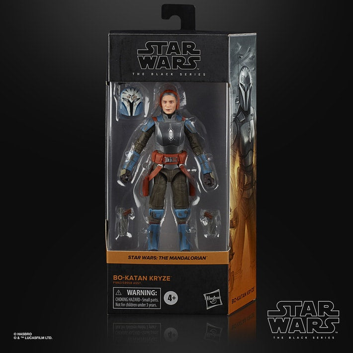 "Star Wars: The Black Series 6"" Wave 4 Set de 5 Figures (Envió Gratis)"