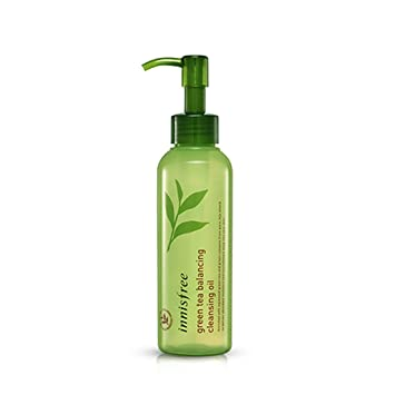 [EXP] INNISFREE Green Tea Fresh Cleansing Oil
