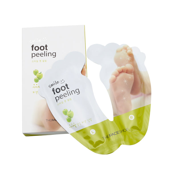 [EXP] The Face Shop Foot Peeling Mask