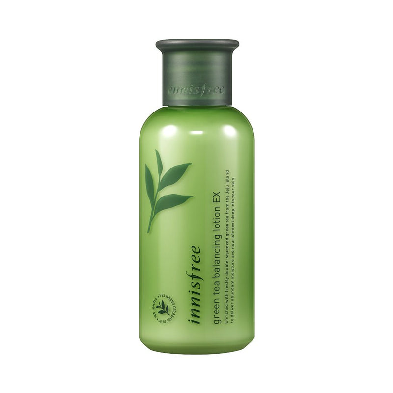 [EXP] Innisfree Green tea Balancing Lotion EX