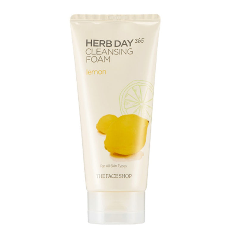 The Face Shop Herb Day 365 Master Blending Cleansing Foam
