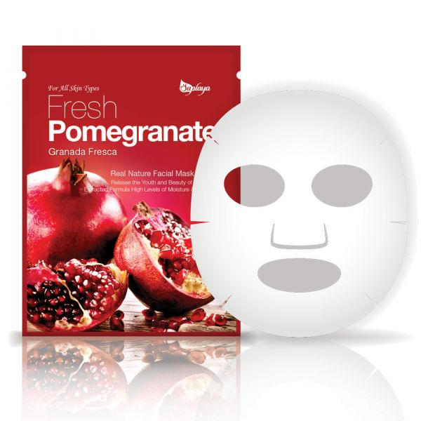 Fresh Pomegranate Facial Mask Sheet