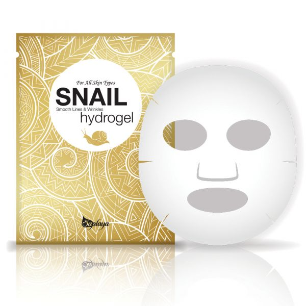 Hydrogel Snail Mask Sheet