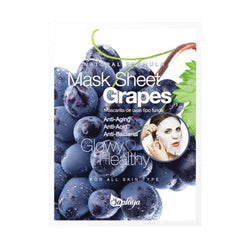 Glow Mask Sheet Grapes