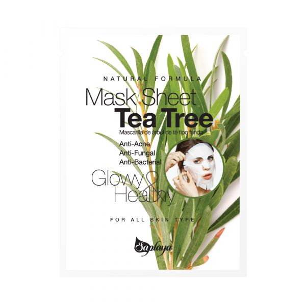 Glow Mask Sheet Tea Tree